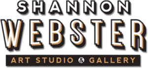 Shannon Webster Studio & Gallery logo