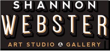 Shannon Webster Studio & Gallery logo